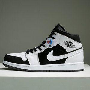 Nike Jordan Black and White Panda